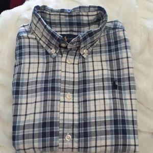 Ralph Lauren polo button down shirts size 4T
